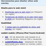 Wordpress con MobilePress